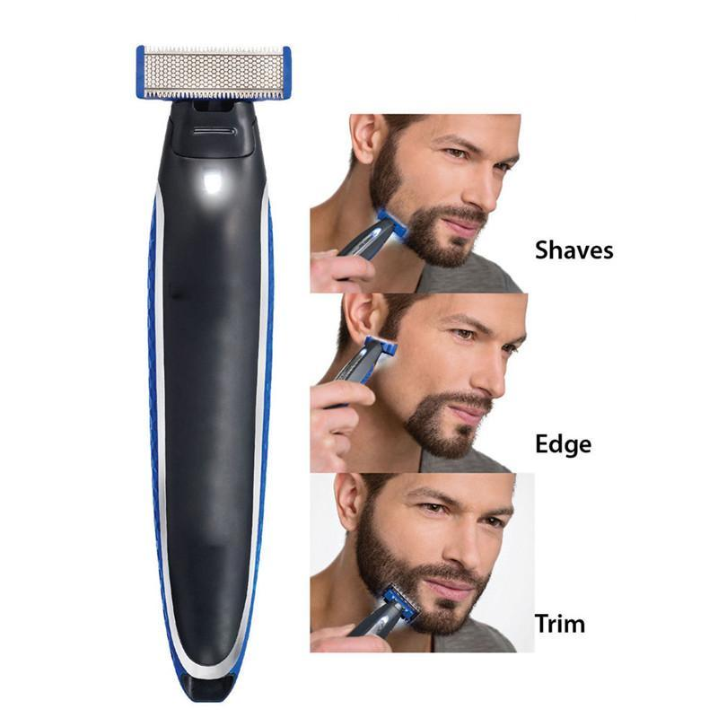 Micro Touch SOLO Rechargeable Shaver Cleaning Brushes Shop2955261 Store