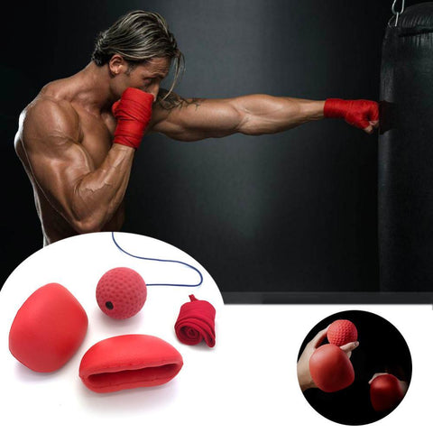 Image of Boxing Speedball Alpha Bargain