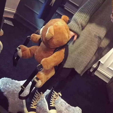 Image of Teddy Bear Backpack