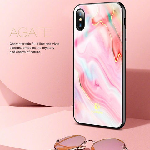 Image of Agate Art Case For iPhone Fitted Cases Alpha Bargain