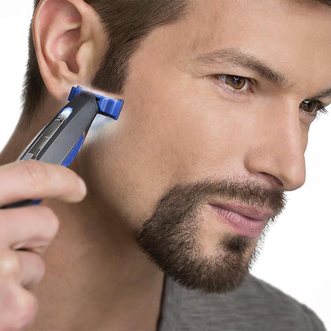 Image of Micro Touch SOLO Rechargeable Shaver Cleaning Brushes Shop2955261 Store