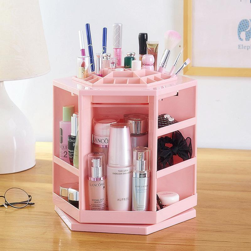 NEXUS 360 Rotating Makeup Organizer