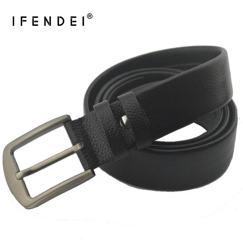 iFENDEI™ Leather Belt - Hide Cash, Keys & More