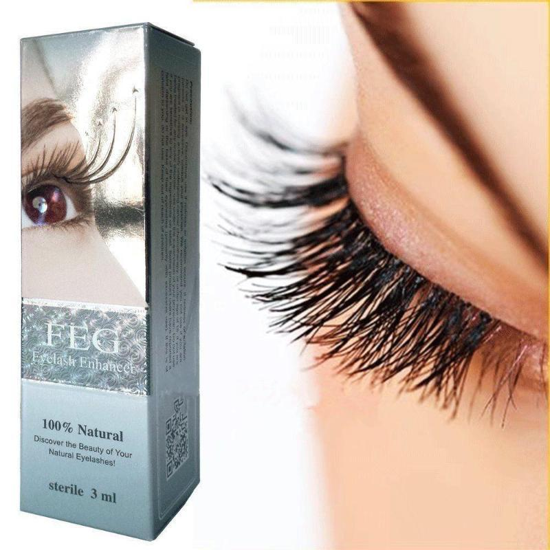 Eyelash Enhancer for Longer, Thicker & Fuller Lashes Eyelash Growth Treatments Ali-Popular Store