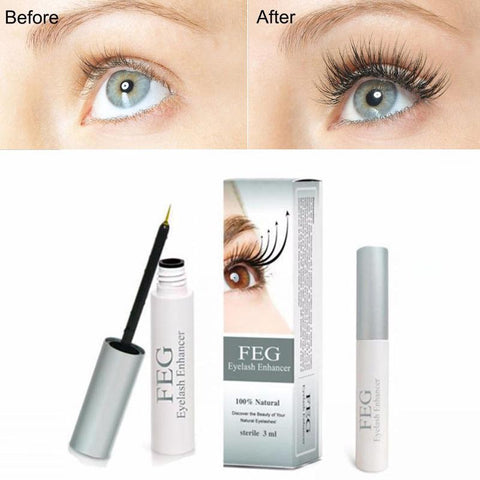 Image of Eyelash Enhancer for Longer, Thicker & Fuller Lashes Eyelash Growth Treatments Ali-Popular Store 1 FEG Eyelash Enhancer