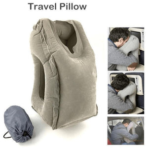 Revolutionary Face Travel Pillow! - Buy 3 Get 1 Free! - Alpha Bargain