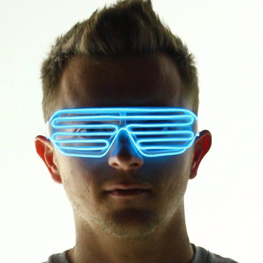 TRON LED Glasses - Alpha Bargain
