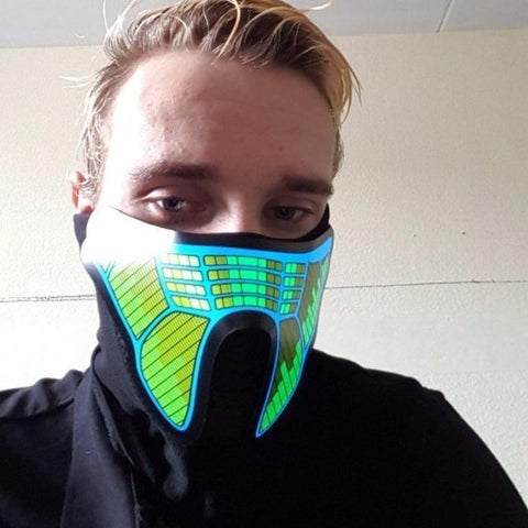 TRON LED Masks Vital Survivalist Rave
