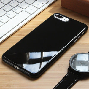 Jet Black Case For iPhone 7 / Plus - Alpha Bargain