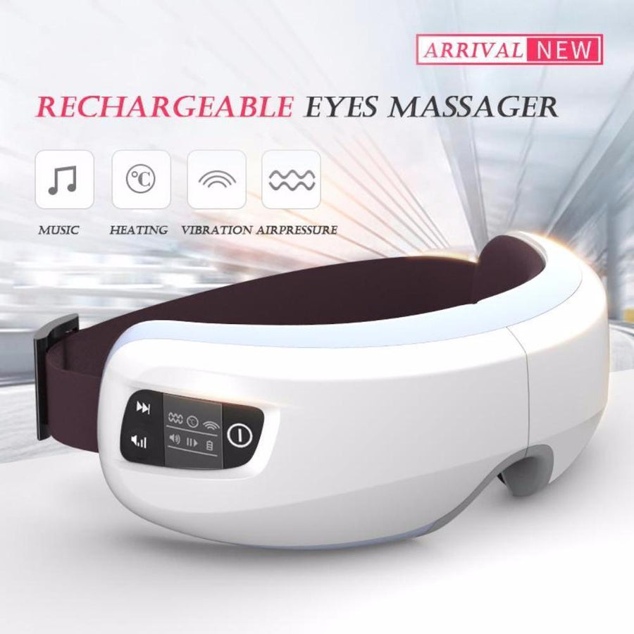 NUOTAI Electric Air Pressure Eye Massager - Alpha Bargain