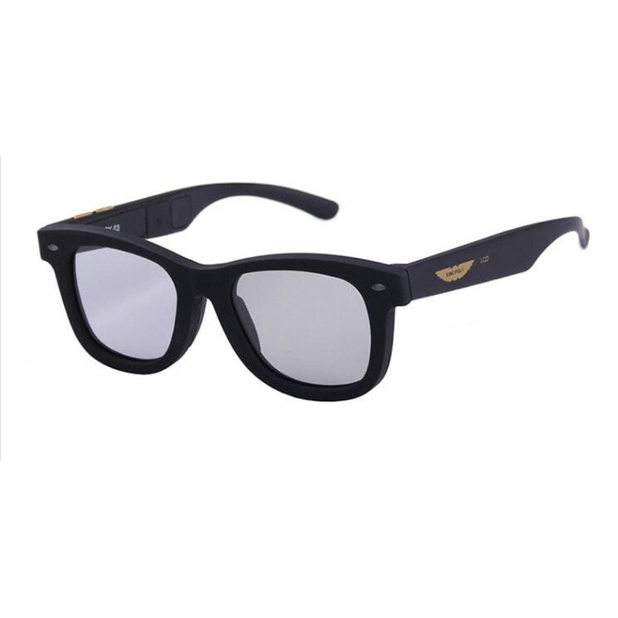Mark Henry Electronic Transmittance Adjustable Sunglasses