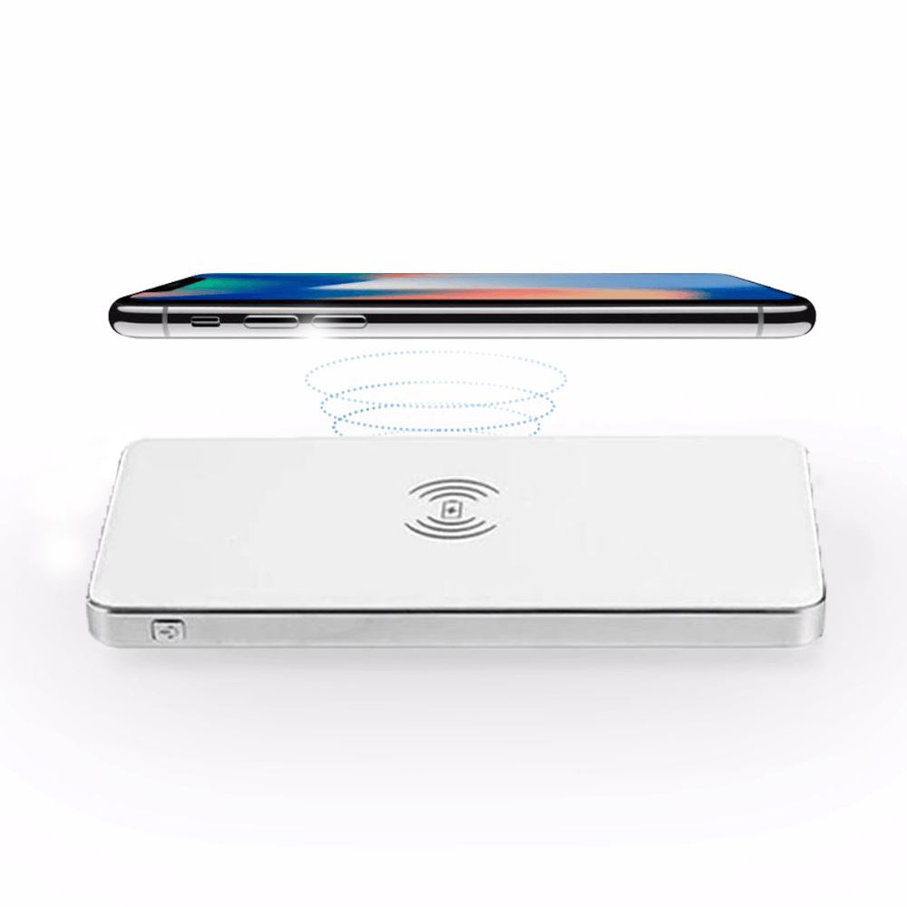 IPhone X QI Wireless Charger Power Bank