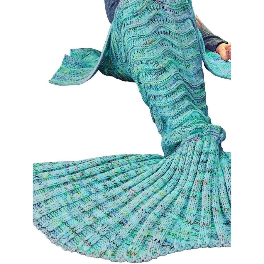 Mermaid Tail Blankets - Alpha Bargain