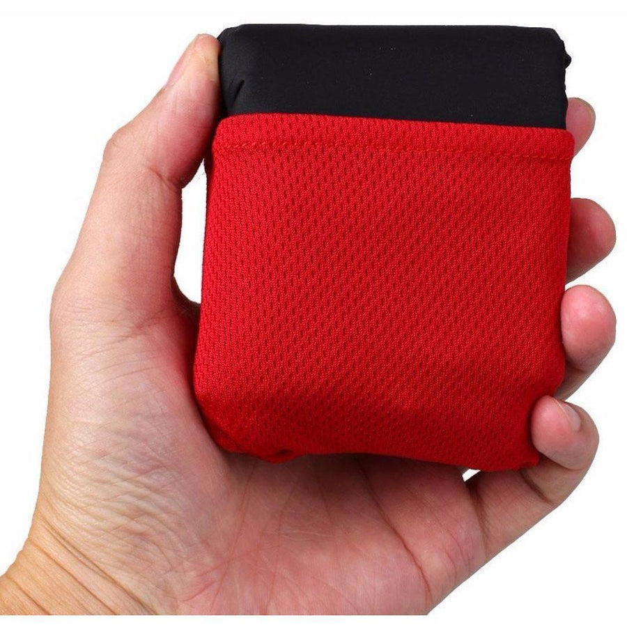 Perfect Pocket Blanket for Camping/Outdoors/Picnics - Alpha Bargain