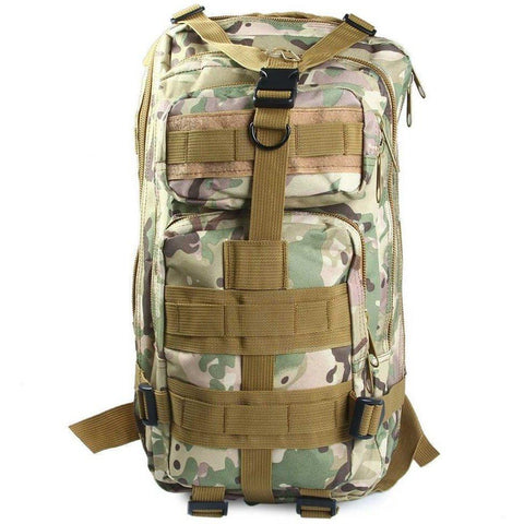 Image of Military Tactical Backpack Great For Camping, Hunting, Hiking Vital Survivalist 2