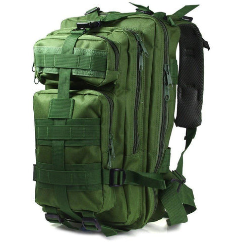 Image of Military Tactical Backpack Great For Camping, Hunting, Hiking Vital Survivalist 3