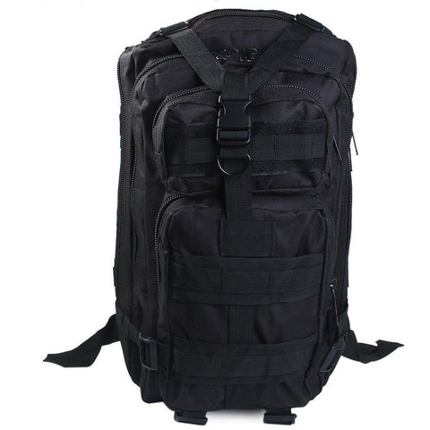 Image of Military Tactical Backpack Great For Camping, Hunting, Hiking Vital Survivalist 4