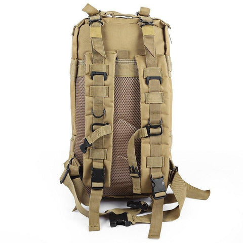 Image of Military Tactical Backpack Great For Camping, Hunting, Hiking Vital Survivalist 5