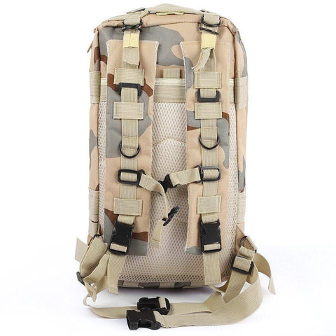 Image of Military Tactical Backpack Great For Camping, Hunting, Hiking Vital Survivalist 6