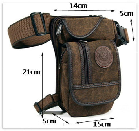 High Quality Leg Bag Alpha Bargain