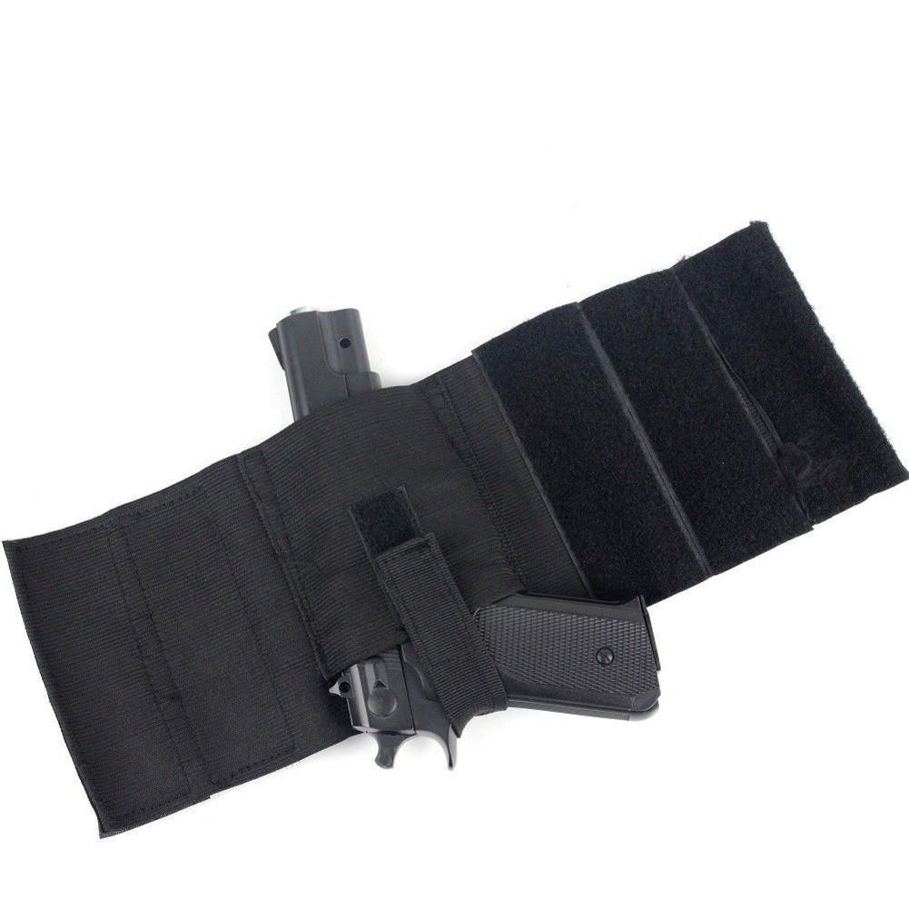 Tactical Concealed Ankle Holster Strap Vital Survivalist
