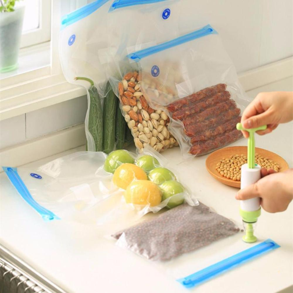 NEW Vacuum Sealer With Hand Pump - Alpha Bargain