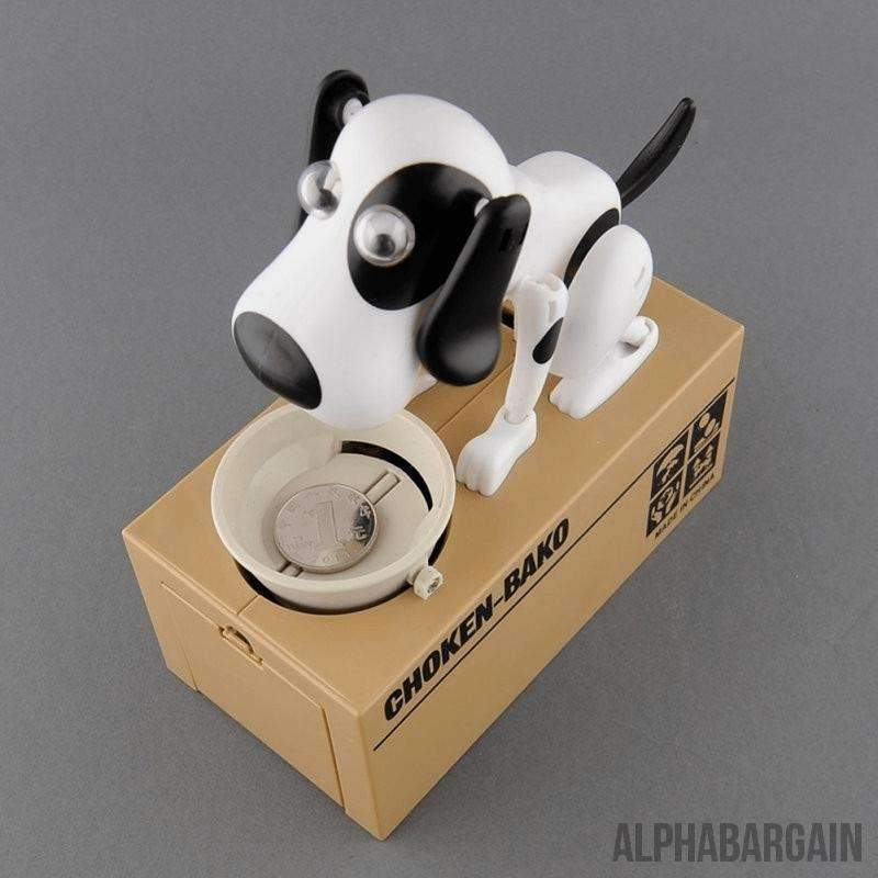 #1 Selling Funny Greedy Dog Coin Bank [Limited Edition]