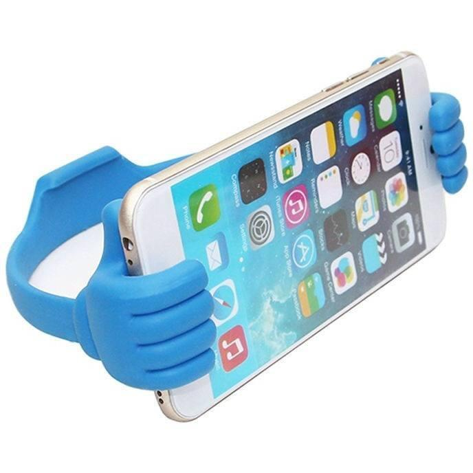 Super Thumbs -  Stand, Holder Mount For iPhone, Samsung, Tablets - Alpha Bargain