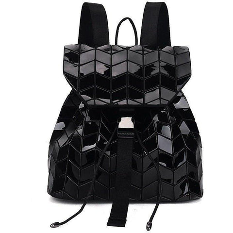 Image of The Geometry Backpack Alpha Bargain Black
