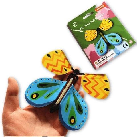 The Magic Flying Butterfly - Alpha Bargain