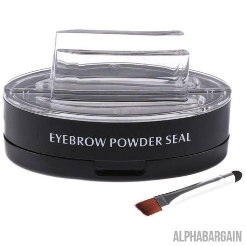 Image of Amazing Waterproof Eyebrow Stamp Vital Survivalist