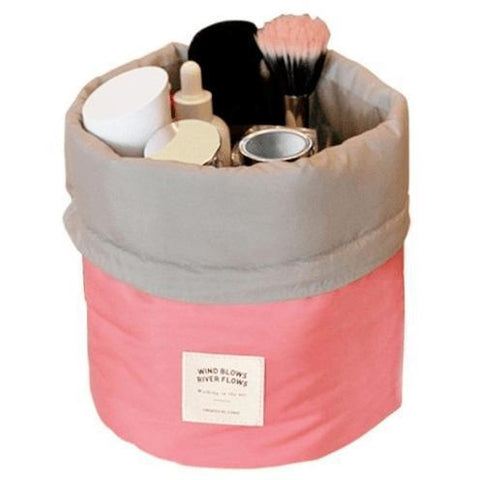 Image of The BarrelCosmetic™ Travel Bag (Flash Sale This Week Only!) Alpha Bargain Pink