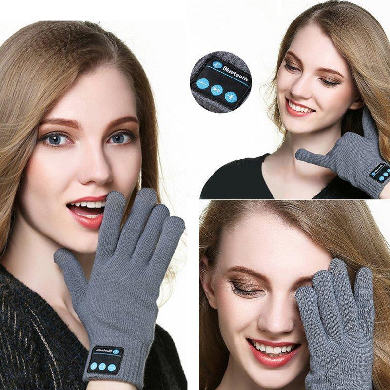 Wireless Bluetooth Gloves - Alpha Bargain
