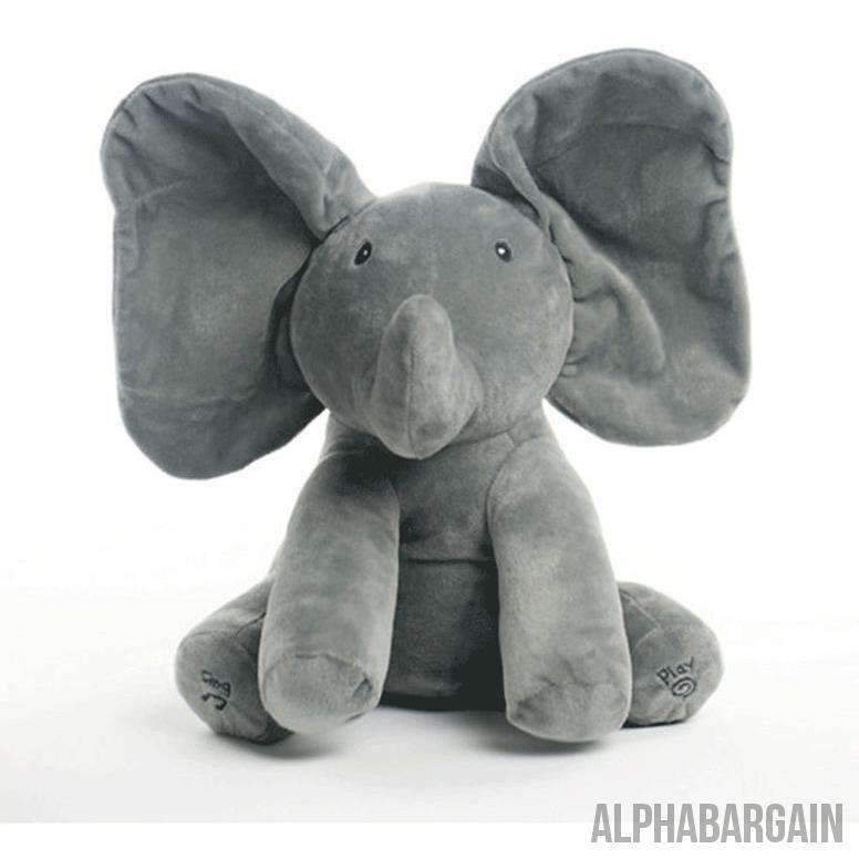(Limited) Peek A Boo The Elephant Vital Survivalist