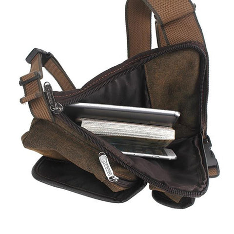Image of High Quality Leg Bag Alpha Bargain