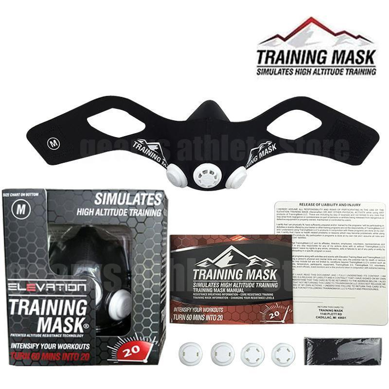 Elevation Training Mask 2.0 - Alpha Bargain