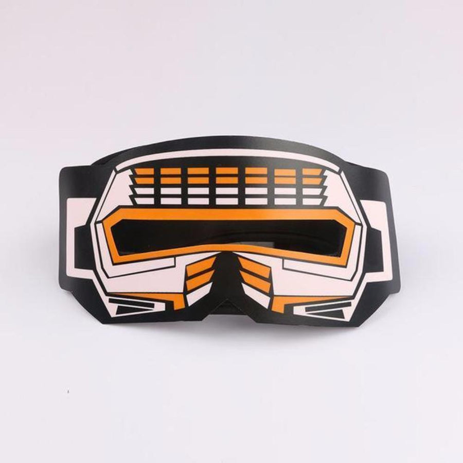 TRON Equalizer Eye Mask - Alpha Bargain