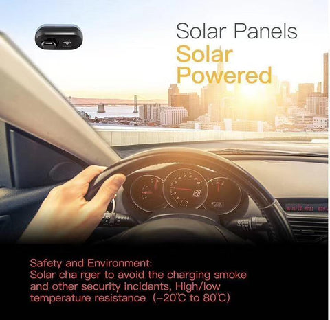 Image of Solar Powered Bluetooth Car Earphone Alpha Bargain