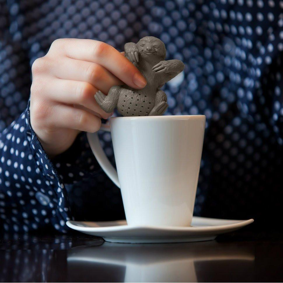 SLOW BREW Sloth Tea Infuser Alpha Bargain