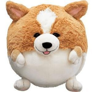 Irresistibly Squishy Squishable Corgi - Alpha Bargain