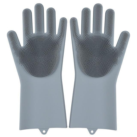 Image of Magic Silicone Gloves Household Gloves Alpha Bargain