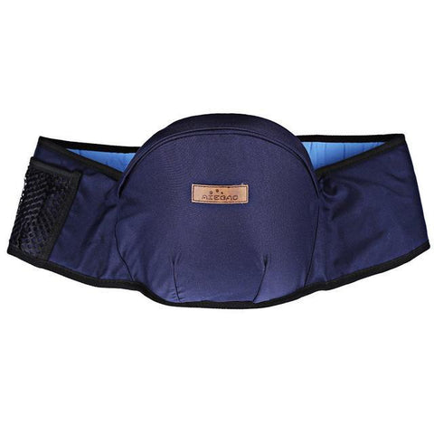 Image of Baby Hip Waist Carrier Alpha Bargain dark blue