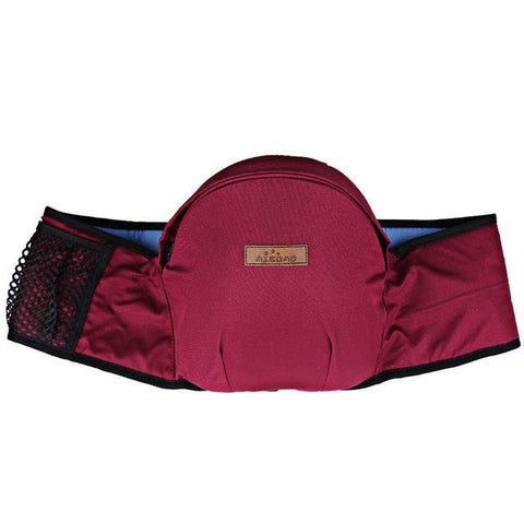 Image of Baby Hip Waist Carrier Alpha Bargain wine