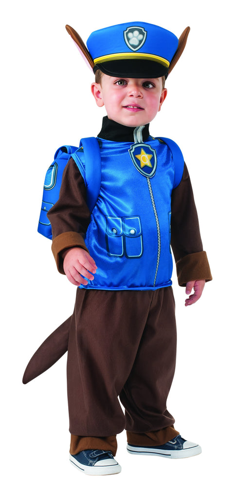 Rubies Toddler PAW Patrol Chase Costume X Small