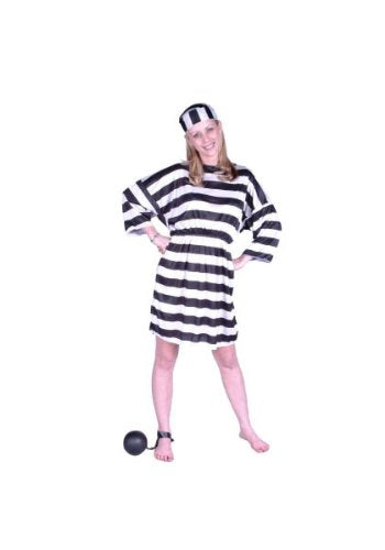 RG Costumes Lady Convict