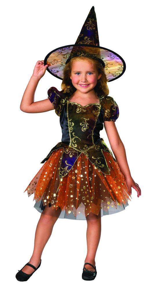 Rubies Costumes For All Occasions Elegant Witch Toddler 1-2 Years