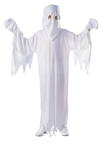 RG Costumes Ghost Robe Child Large