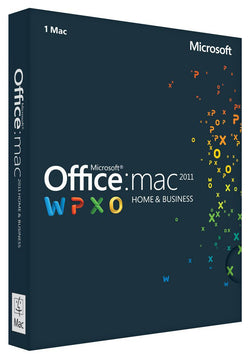 Office for Mac 2011 Home and Business - SoftwareChick