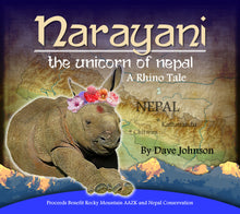 Narayani:  The Unicorn of Nepal