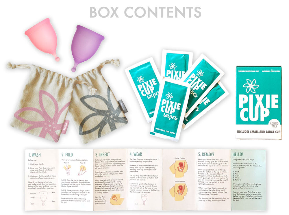 Pixie Menstrual Cup